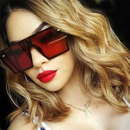 Oversized Square Sunglasses 1