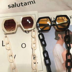 Polygon Square Sunglasses 4