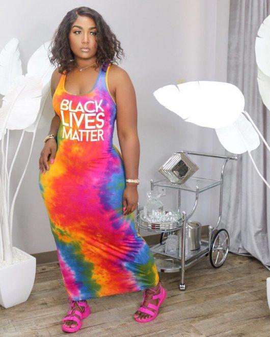 Black Lives Matter Dress 4