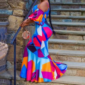Just One Day Maxi Dress 2