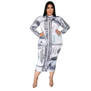 All About The Benjamins Dress 1